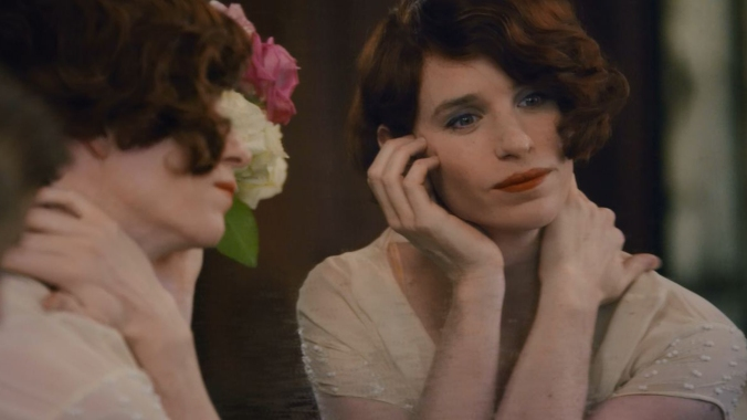 Eddie Redmayne plays Einar Wegener in the Danish Girl, one of the first recipients of gender reassignment surgery back in the 1930s. Image source: Eley, Amy (206424926) / MovieClips.com